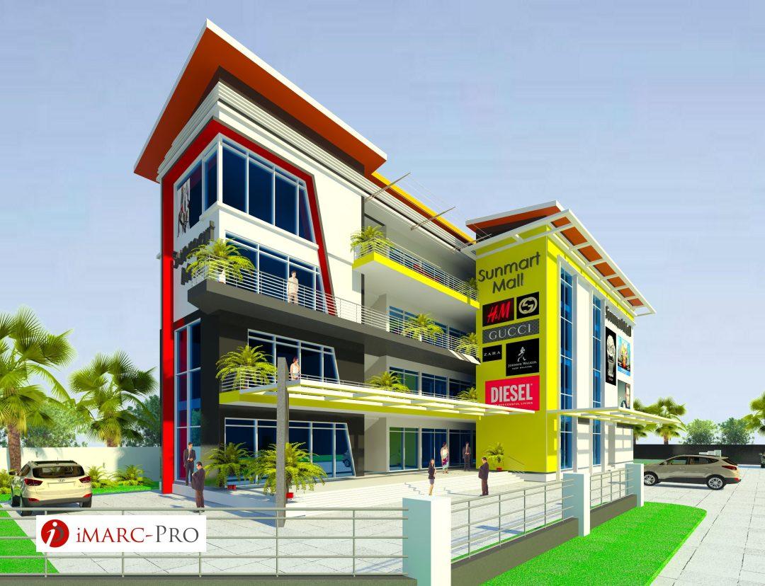 Shopping Mall Lekki Lagos