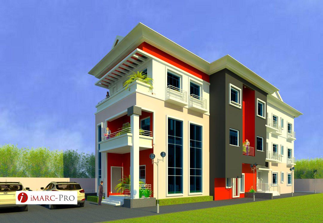 Apartment Project Ikate Eleguishi