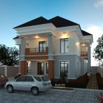 DETACHED 5 BEDROOM MAISONETTE WITH A PENTHOUSE