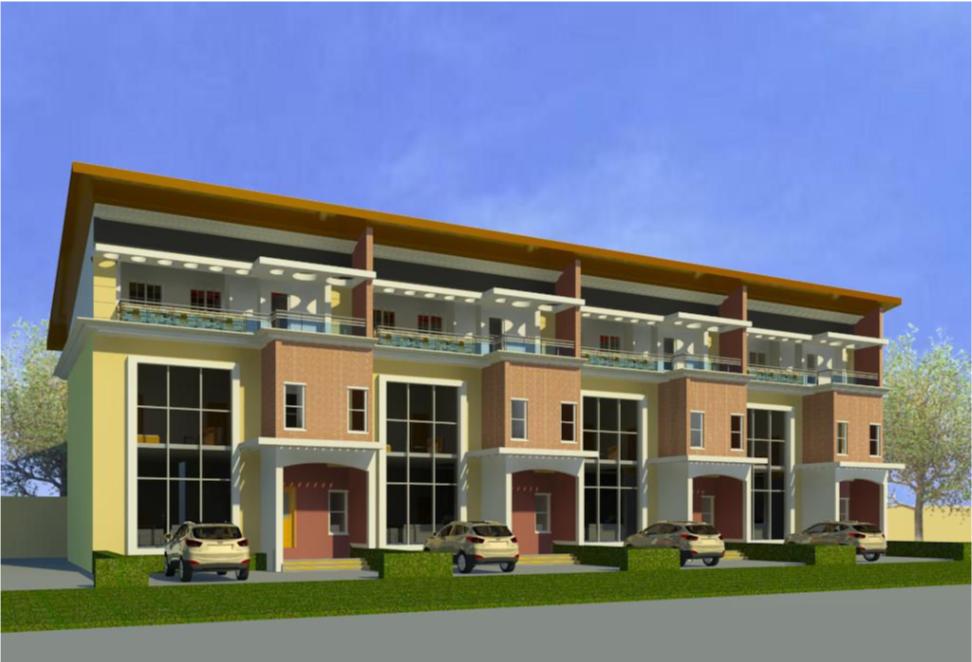 Residential Development – Terrace House