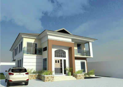 Residential Apartment at Enugu