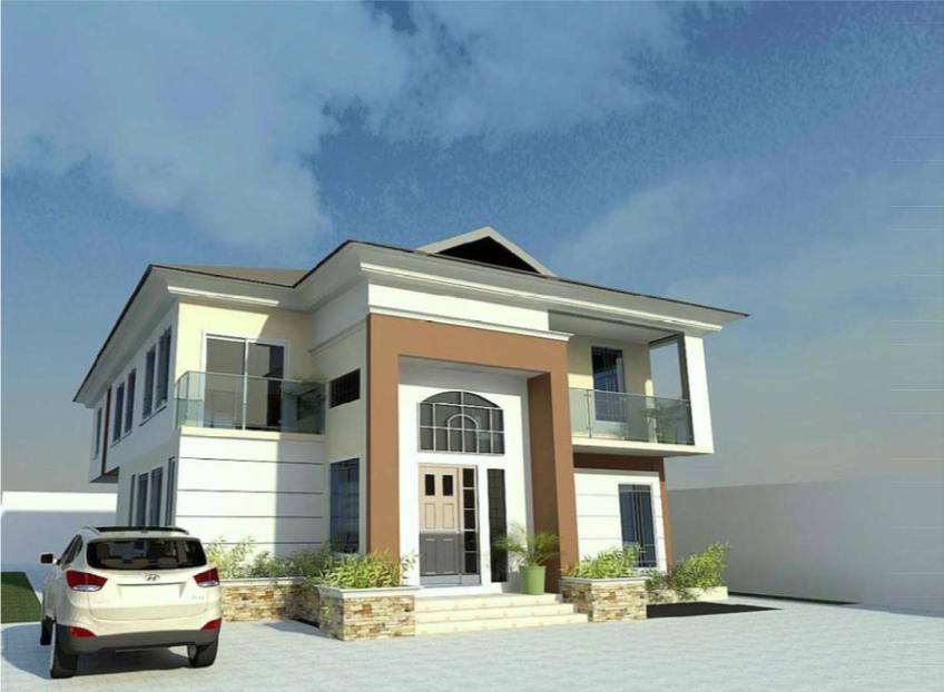 Residential Apartment at Enugu