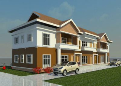 Residential Development – 6 Flats