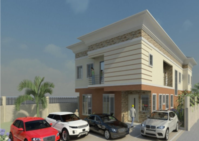 Residential Development at Lekki, Lagos