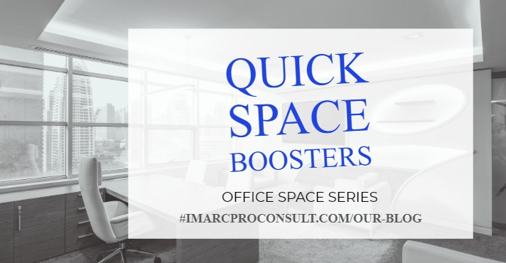 QUICK SPACE BOOSTERS