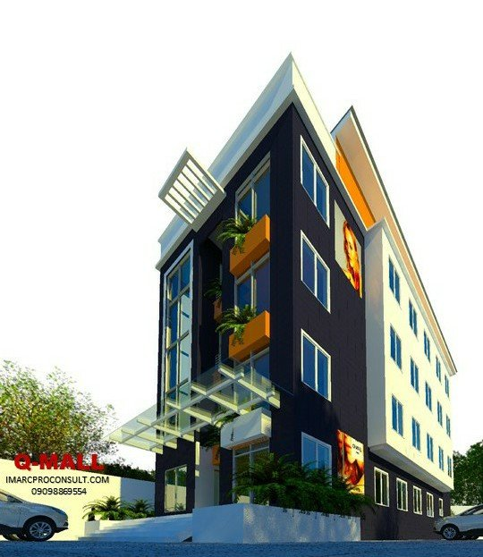 OFFICE COMPLEX – LAGOS
