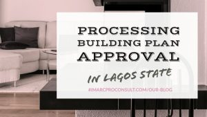Planning Approval In Lagos State