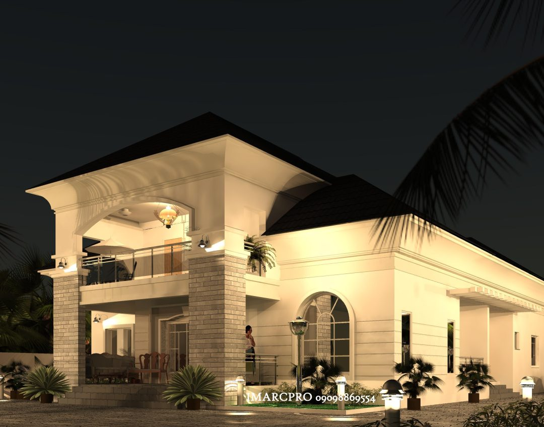 5 BEDROOM LUXURY APARTMENT PROJECT IN LAGOS