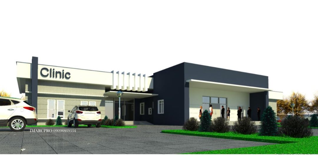 PROPOSED CLINIC PROJECT -IMARCPRO